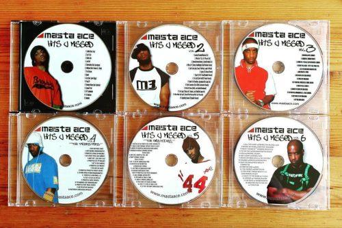 Hits U Missed Vol 1-6